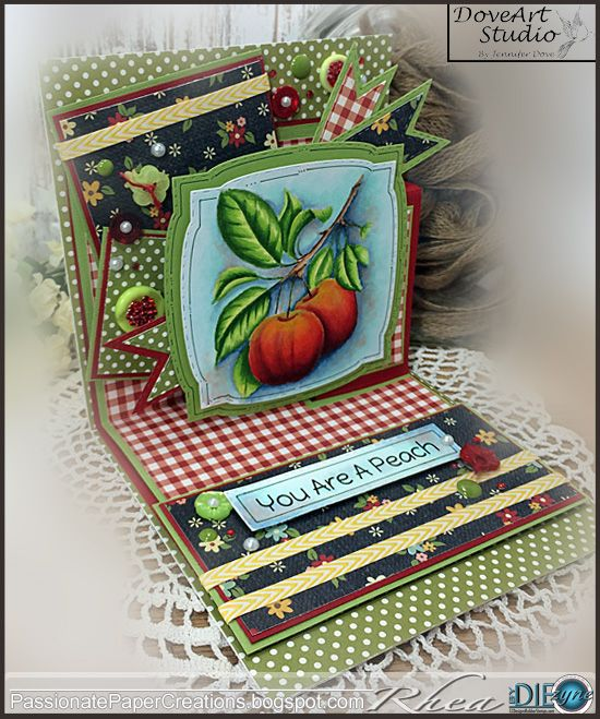 17 best images about cards dove arts studio on for Handmade paper creations
