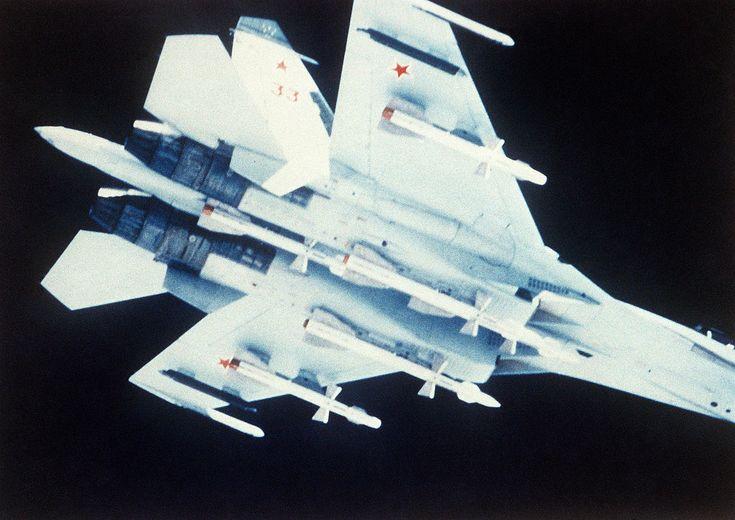 "Suchoj Su-27 ""Flanker"""
