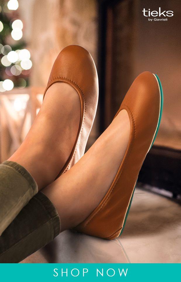Chestnut | Tieks ballet flats, Dress