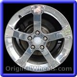 Chevrolet Captiva Sport 2014 Wheels & Rims Hollander #5274 #Chevrolet #Captiva #ChevroletCaptiva #2014 #Wheels #Rims #Stock #Factory #Original #OEM #OE #Steel #Alloy #Used