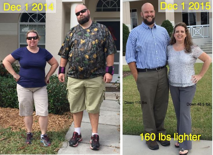 Here's a one year update! We are 160 pounds lighter and ready to face the rest of life as Loyal THMer's. This was the best lifestyle change we ever made. And no... we do not miss sugar. <3