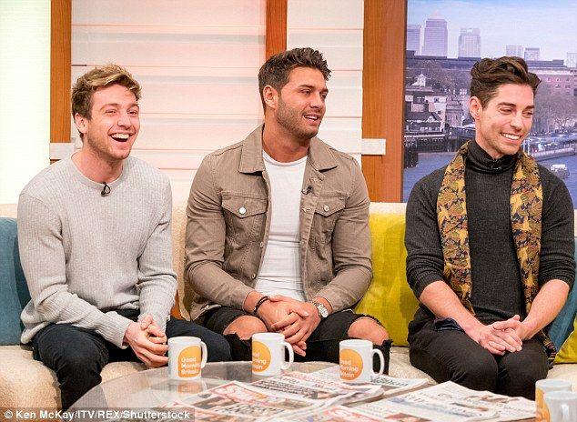 Muggy Mike Thalassitis confirms hes dating Megan McKenna Rumours have been swirling for weeks that Muggy Mike Thalassitis has been secretly dating former TOWIE star Megan McKenna. And the Love Island villain confirmed the romance during an appearance on Good Morning Britain on Monday revealing that reports the pair enjoyed a romantic break to Amsterdam on Valentines Day for their very first date were true. Mike was joined by co-star Sam Thompson and affable dating agency receptionist Tom…