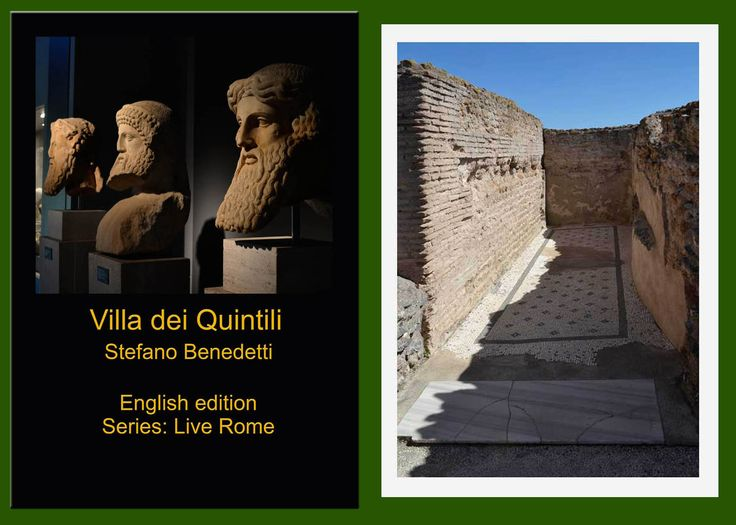 Tomorrow, take a trip to #Rome with the book: #Villa dei #Quintili (English Edition) https://www.amazon.com/Villa-Quintili-Live-Rome-Book-ebook/dp/B01MRGLC6K/ref=asap_bc?ie=UTF8