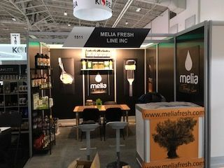 Melia Freshline Inc. is waiting you at booth 1511 at #SIAL CANADA #Food #Expo until 4th of May 2017, to taste our unique and delicious #Greek products!  #sialto2017