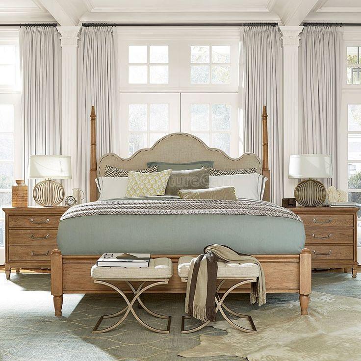 Moderne Muse Maison Poster Bedroom Set Universal Furniture | Furniture Cart