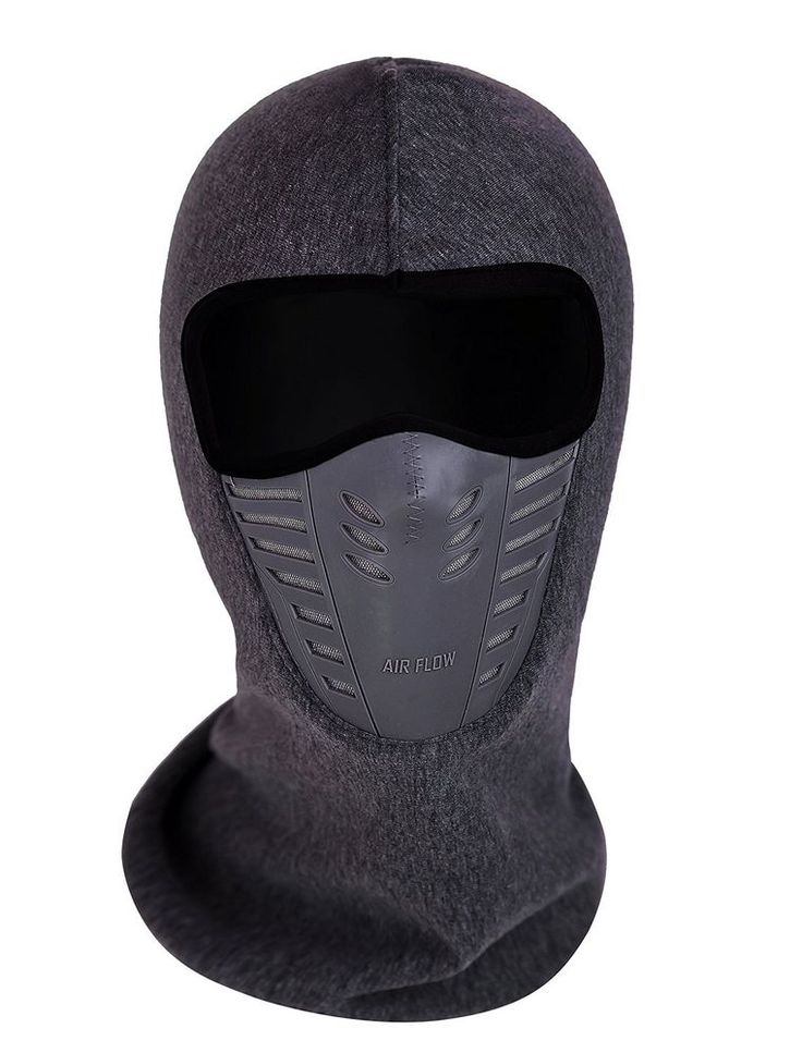 Face Mask Ski Protection Winter Fleece Cold Snow Weather Hat Head Wear Neck Gear #FullFaceMask