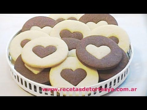 Receta de galletas de chocolate y vainilla en forma de espiral | Galletas de chocolate paso a paso - YouTube