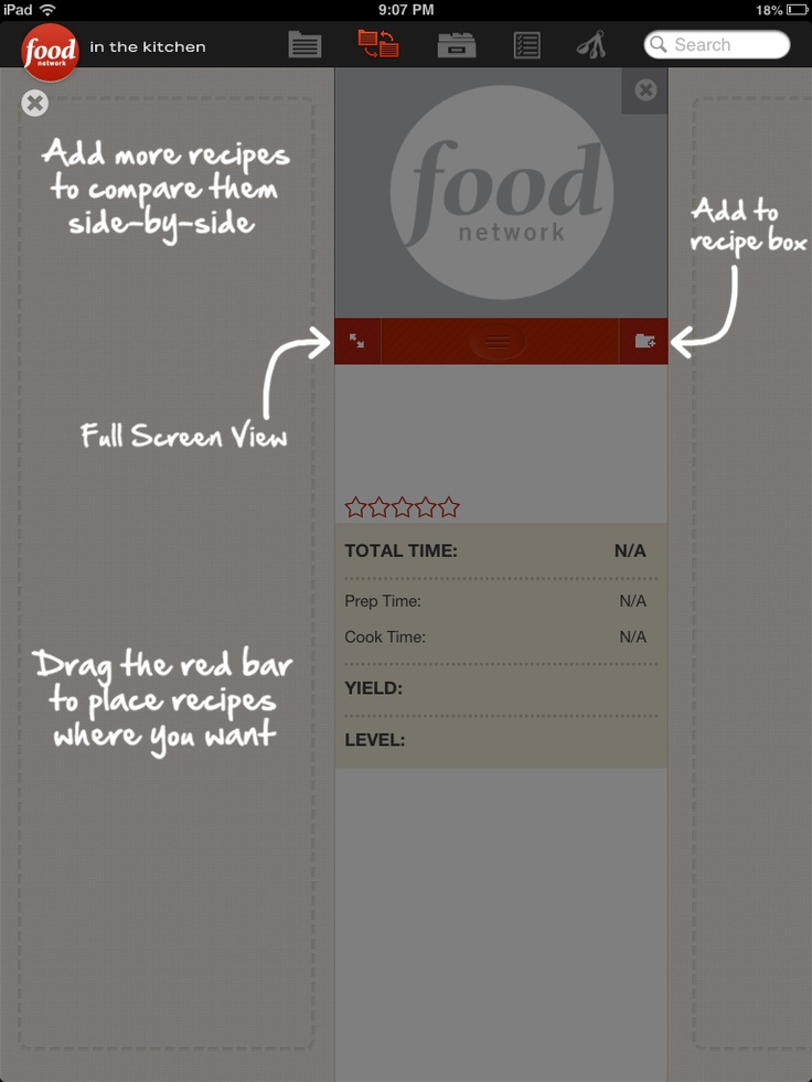 9 best recipe apps images on pinterest app store app and apps food network compare recipes forumfinder