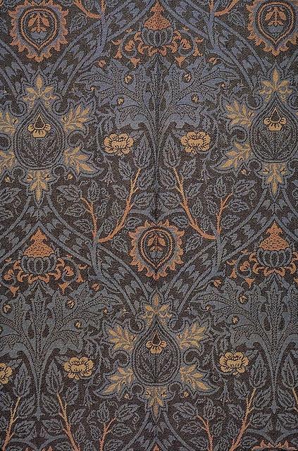 William Morris 'ispahan' 1888 by Design Decoration Craft, via Flickr