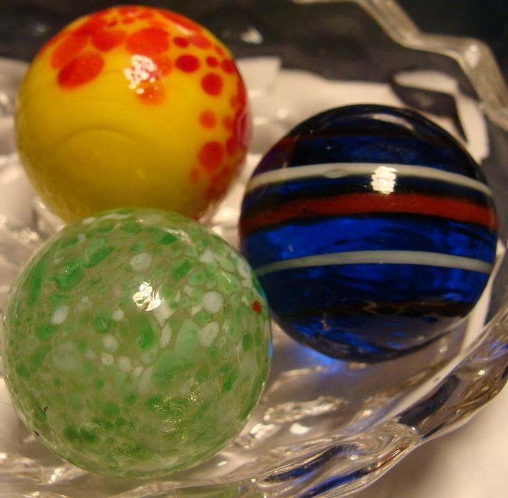 Bright Colored Marbles : Modern art glass marbles chinese hand made bright colors