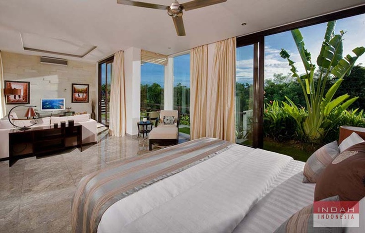 Villa Moonlight - Master Bedroom