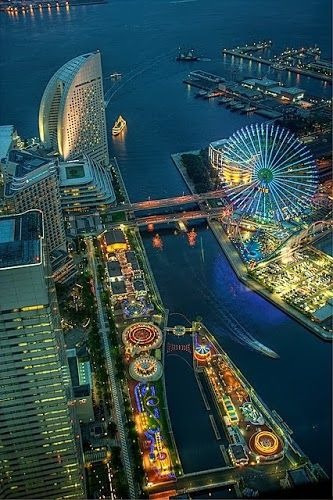 #Yokohama #Japan #JapanWeek Subscribe today to our newsletter for a chance to win a trip to Japan http://japanweek.us/news Like us on Facebook: https://www.facebook.com/JapanWeekNY