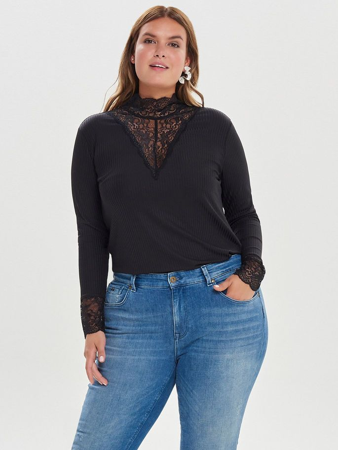 Plus size bluse | FINN.no