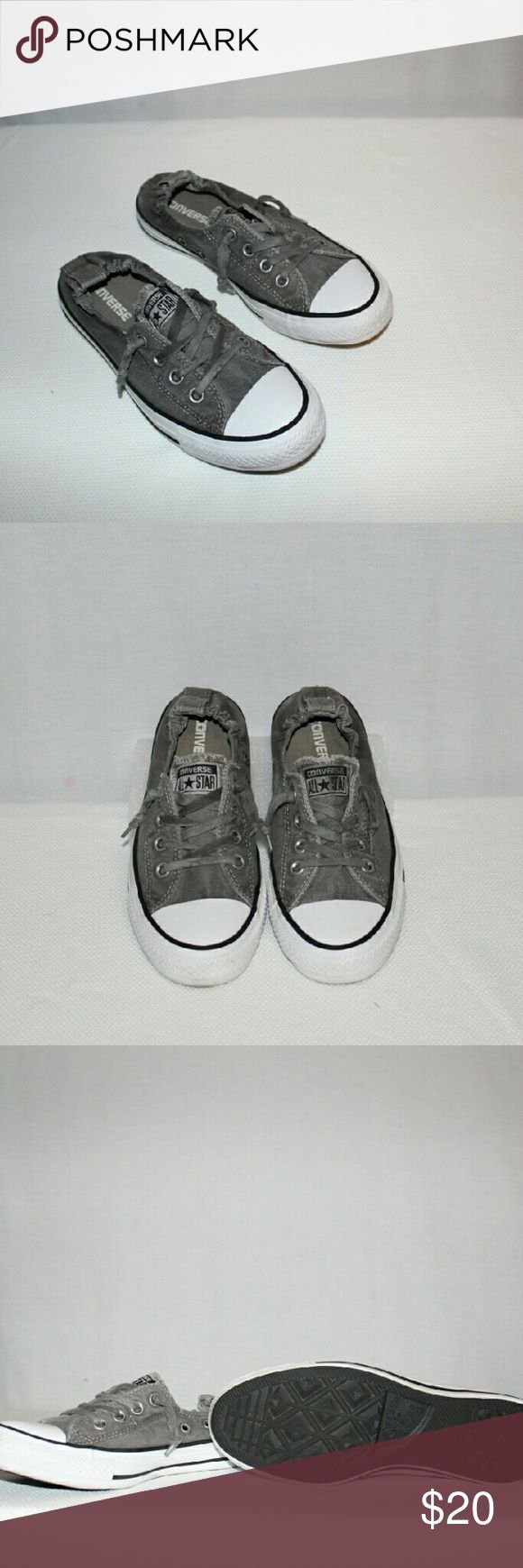 Converse Slip On Sneakers. Converse Slip On Sneakers, great condition, free of staining and rips, elastic back for easy Slip on, soles show little to no wearing. Converse  Shoes Sneakers