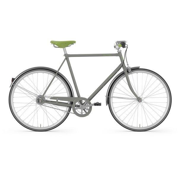 Gazelle Van Stael Mens 2017 - Gazelle - Brands - Bikes - Velorution