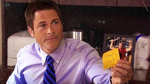 """I got Chris Traeger! Which """"Parks And Recreation"""" Character Would Be Your BFF?"""