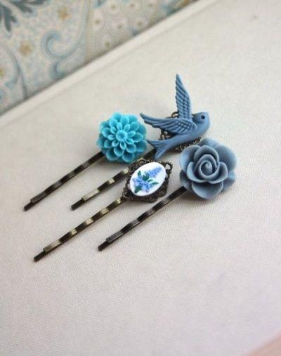 Something Blue - Wedding Ideas