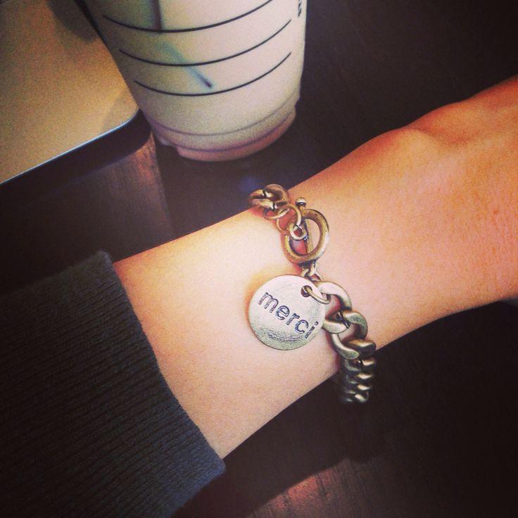 chunky chain bracelet #vintage #bracelet #jewelry #sundayivy
