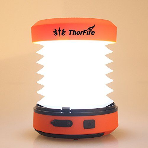 ThorFire LED Camping Lantern Hand Crank USB Rechargeable Mini Flashlight Torch Light Tent Lamp CL01 for Camping Hiking Jogging ** You can get more details at http://www.amazon.com/gp/product/B00NIL1DFO/tag=homeimprtip08-20&de=210716231912