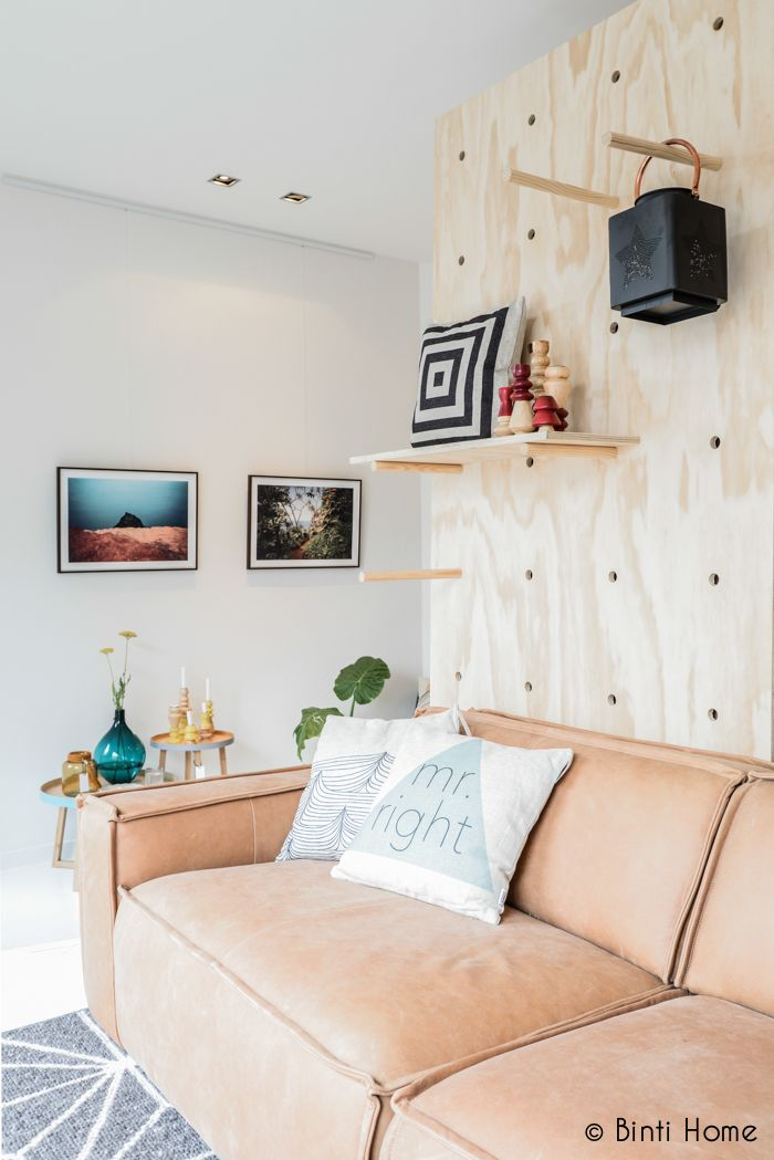 Decorating with Pegboards