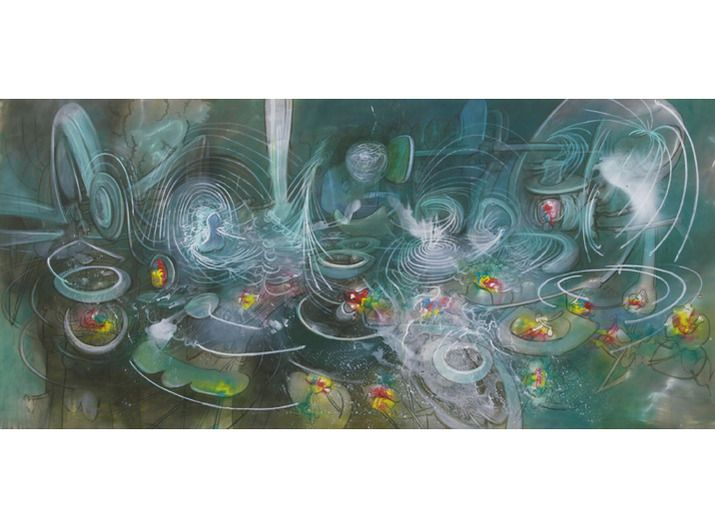 Pace Gallery is pleased to announce Matta in the 1950s and 1960s, an exhibition of works by Roberto Matta Echaurren on view at 32 East 57th Street from November 6, 2015 to January 9, 2016 with an opening reception for the public on Thursday, Novem...