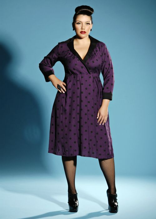 Best 25+ Purple plus size dresses ideas on Pinterest | Plus size ...