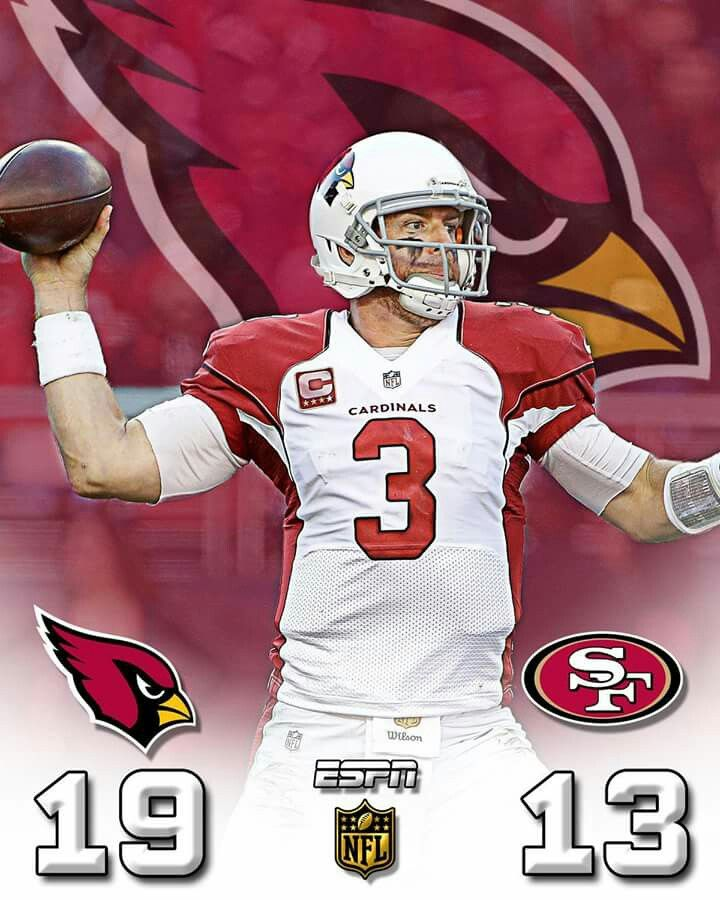 Cardinals vs 49ers