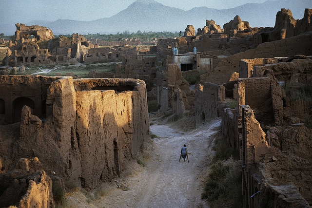 Herat, Afghanistan, 1992, by Steve McCurry