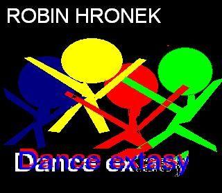 Obal desky Dance Extasy
