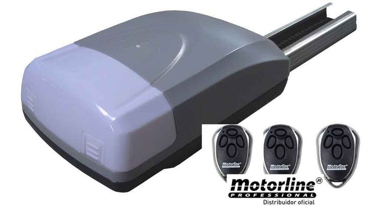 KIT MOTORLINE PT600 MOTOR PARA PUERTA  SECCIONAL DE HASTA 7m. - http://www.automatismosypuertas.es/automatismos/kit-motorline-pt600-motor-para-puerta-seccional-de-hasta-7m/