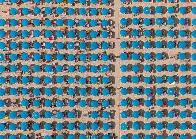 Praias Italianas - Bernhard Lang #1