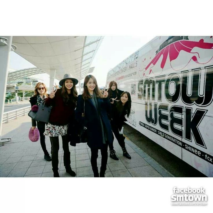 Smtown week bus