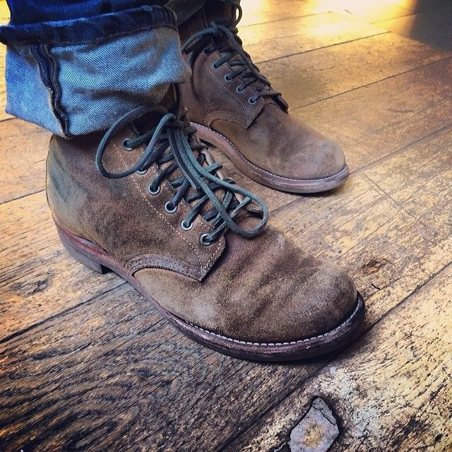 58305c168b8 Red Wing Shoes Amsterdam : Blacksmith Hawthorne Muleskinner | Booted ...