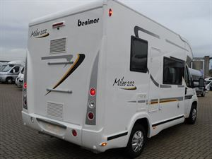 BENIMAR Mileo 202 - For Sale - New & Used Motorhome & Campervan Reviews - Out and About Live