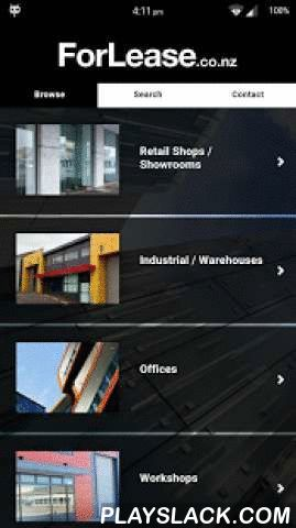 ForLease Property Search  Android App - playslack.com ,  The ForLease Property search application lets you search for properties available for lease in Auckland, New Zealand