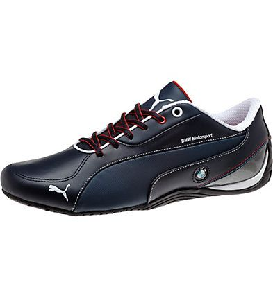 BMW Drift Cat 5 NM Men's Shoes; for driving that new Five series you'