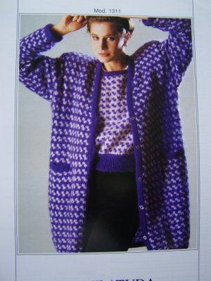 1000+ images about Plus-sized Crochet Clothing Patterns on ...