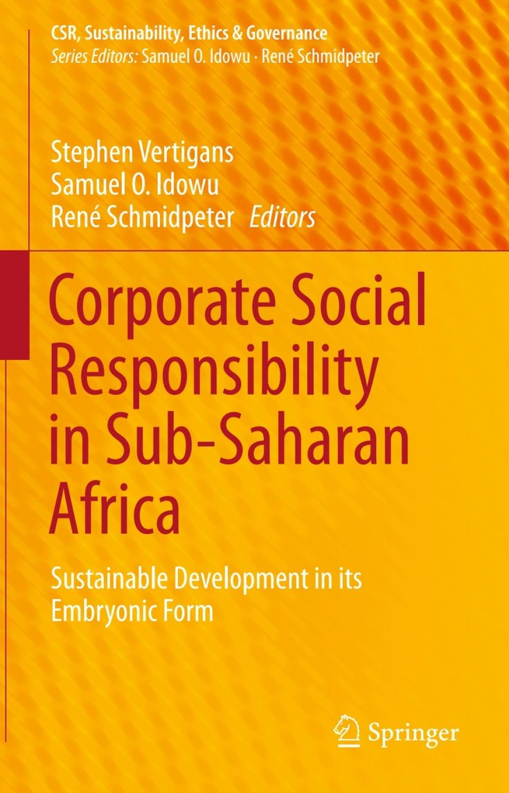 Social Accountability Essential In Covid 19 Response In: Corporate Social Responsibility In Sub-Saharan Africa