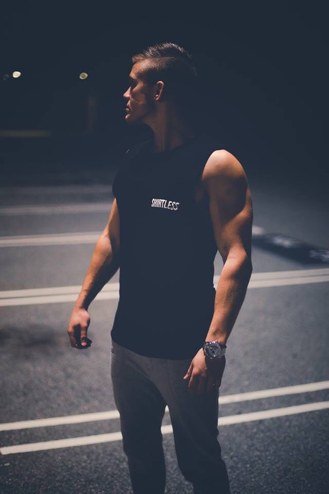 Slate Black • Men's Collection  #gym #wear #fitness #fashion #mens #health #bodybuilding