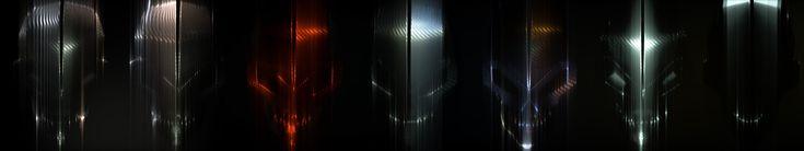 Call of Duty - Black Ops 3 Skull Exploration on Behance