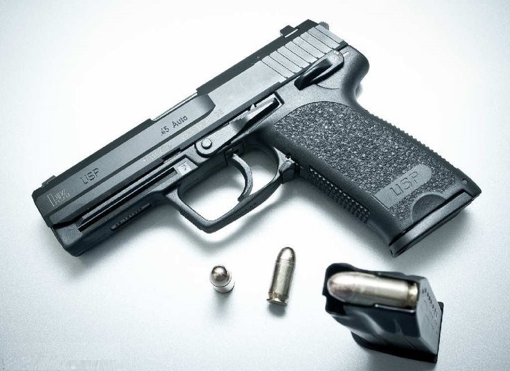 Heckler and Koch USP .45 ACP Find our speedloader now! http://www.amazon.com/shops/raeind