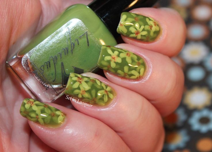22 best Nail Art (Pond Manicure) images on Pinterest | Pond ...