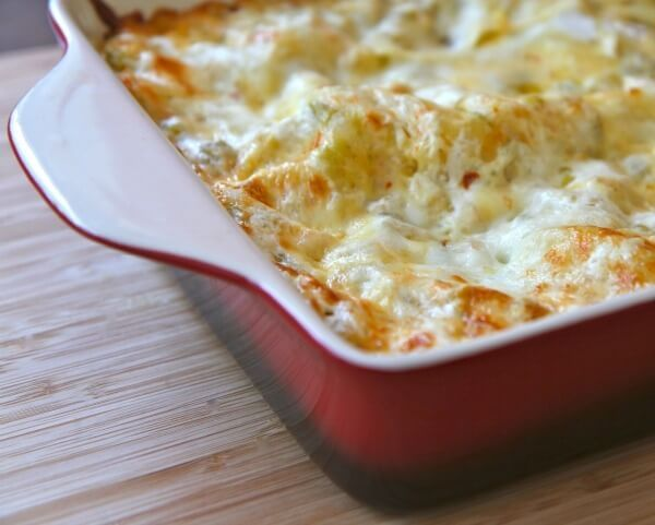 ... Chili and Chicken Lasagna | Lasagne, Chicken lasagna and Salsa verde