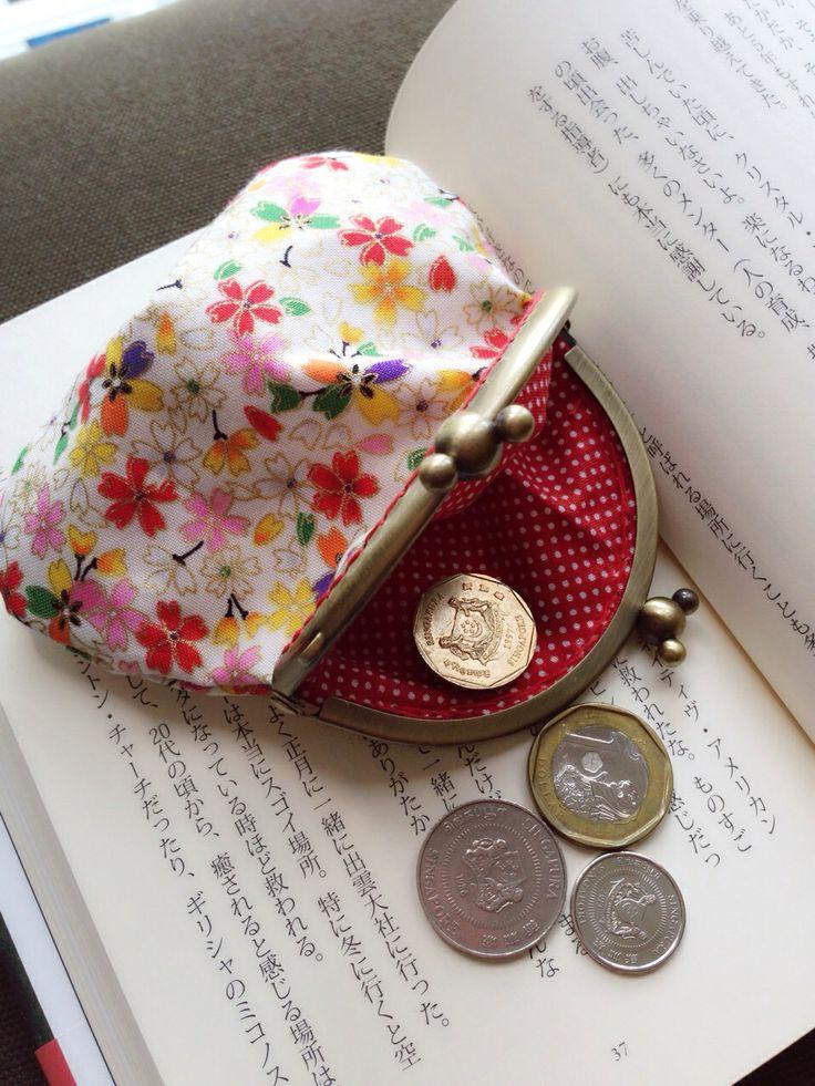 Metal frame coin purse
