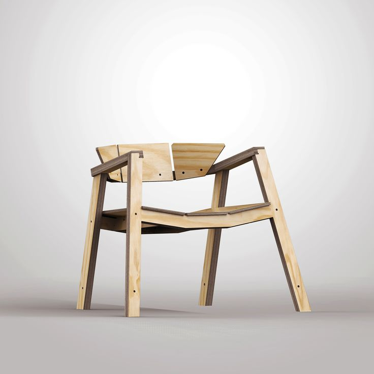 Arakno Chair On Behance