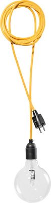Lampa CablePower (Żółty, Czerwony, Niebieski) - Oświetlenie - Artykuły Dekoracyjne - Meble VOX