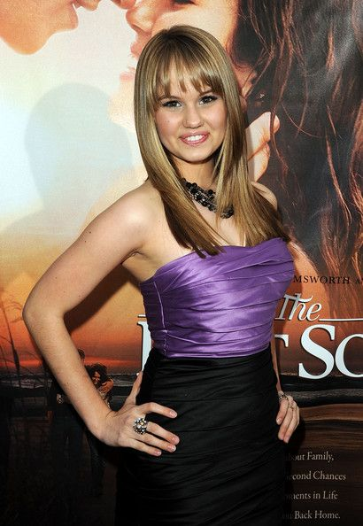 "Debby Ryan Photo - Premiere Of Touchstone Pictures' ""The Last Song"" - Arrivals"