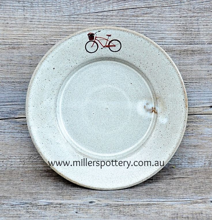 Handmade Ceramic Plates Collection by Miller's Pottery Australia