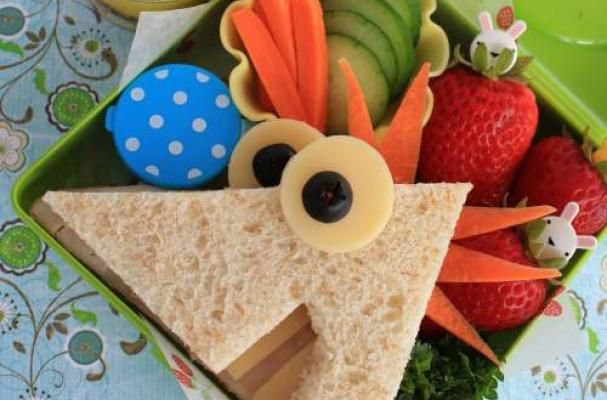 phineas from phineas and ferb healthy and fun lunch! @Heather Babcock you need to make this!