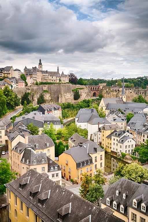 Luxembursko -